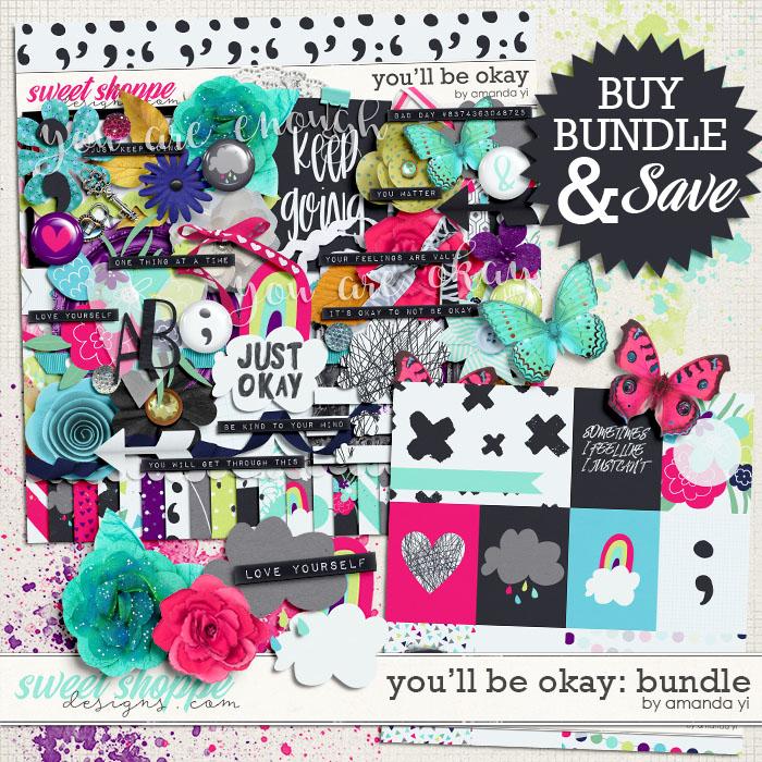 You'll Be Okay: Bundle by Amanda Yi