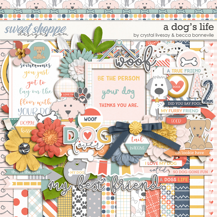 A Dog's Life by Becca Bonneville and Crystal Livesay