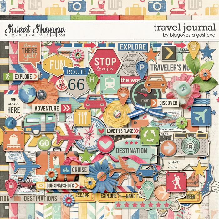 Travel Journal by Blagovesta Gosheva
