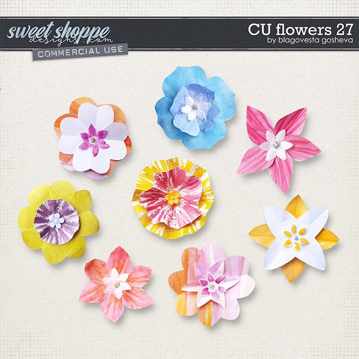 CU Flowers 27 by Blagovesta Gosheva