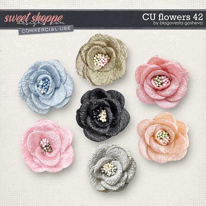 CU Flowers 42 by Blagovesta Gosheva