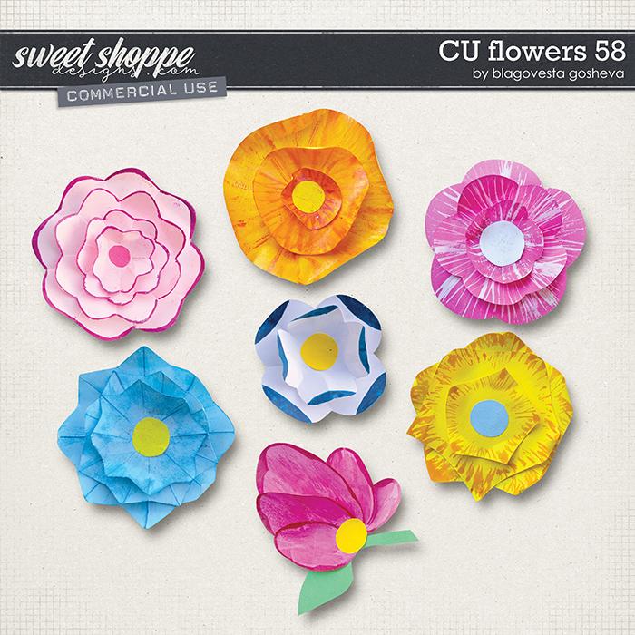 CU Flowers 58 by Blagovesta Gosheva