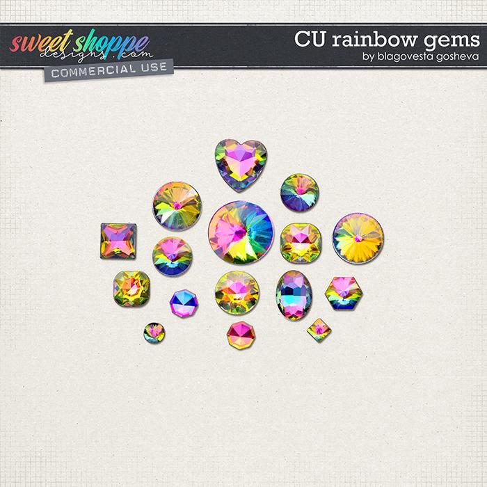 CU Rainbow Gems by Blagovesta Gosheva