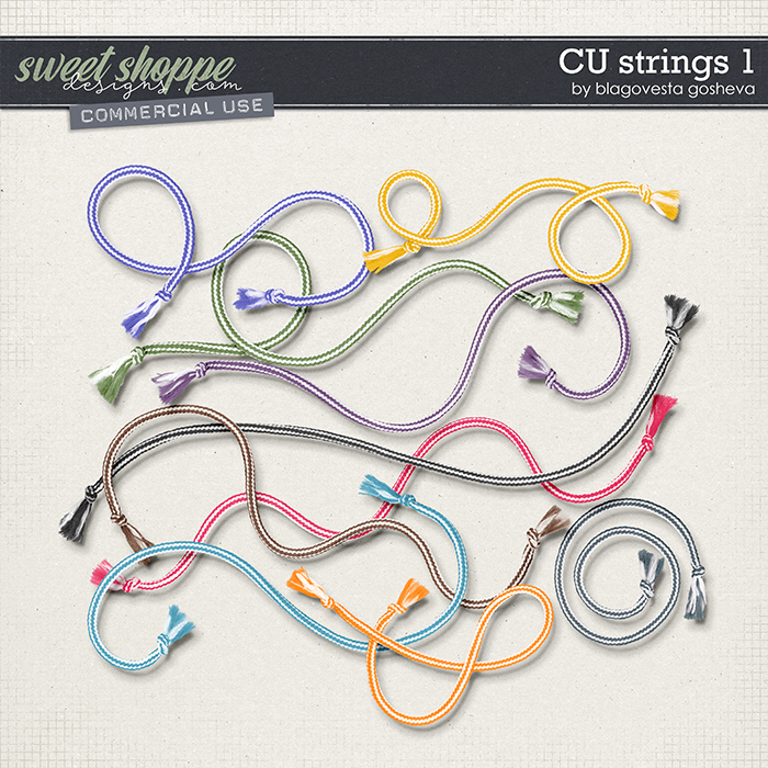 CU Strings 1 by Blagovesta Gosheva