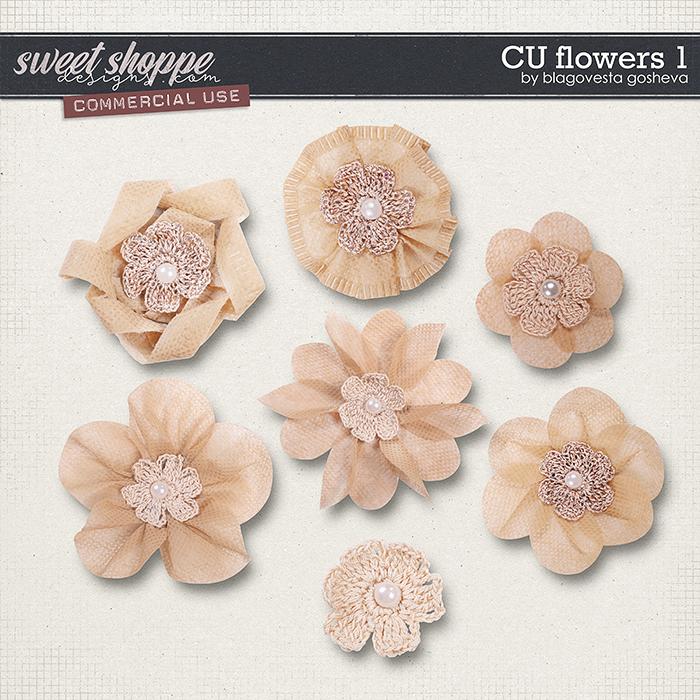 CU Flowers 1 by Blagovesta Gosheva