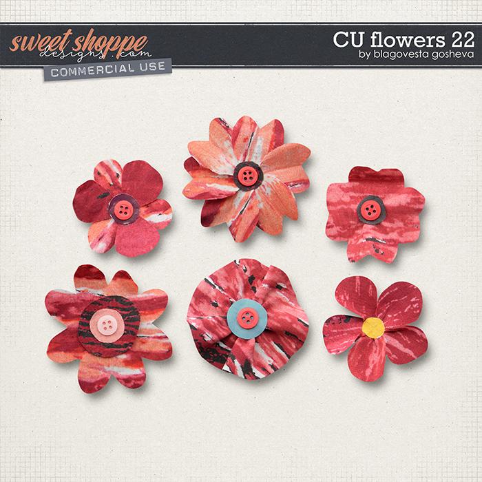 CU Flowers 22 by Blagovesta Gosheva