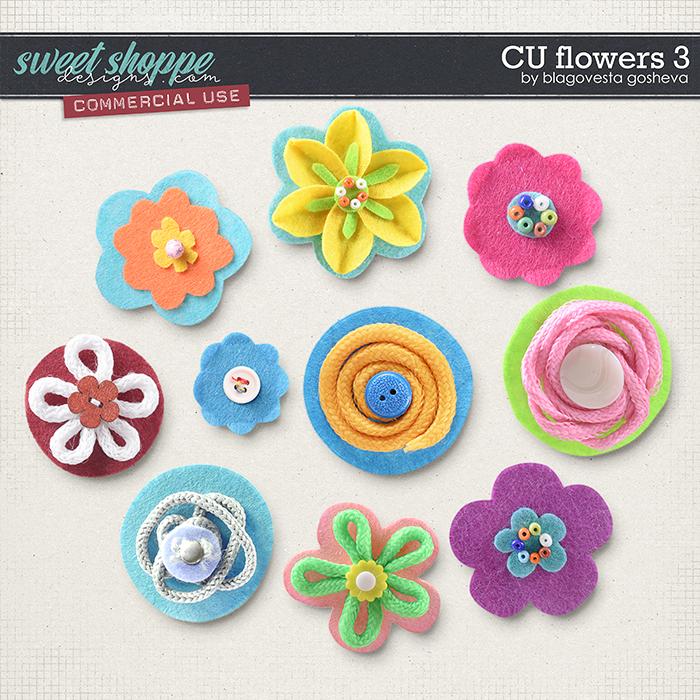 CU Flowers 3 by Blagovesta Gosheva