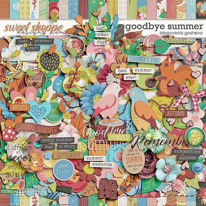 Goodbye Summer by Blagovesta Gosheva