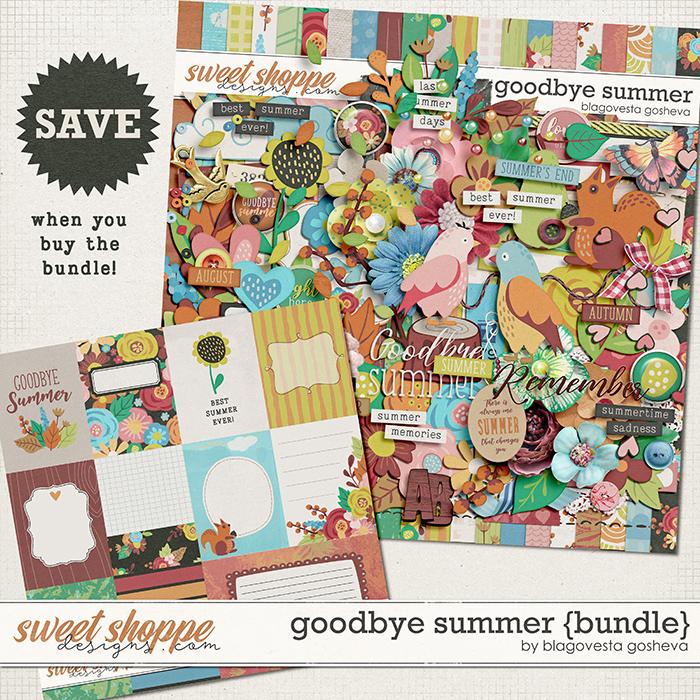 Goodbye Summer {bundle} by Blagovesta Gosheva