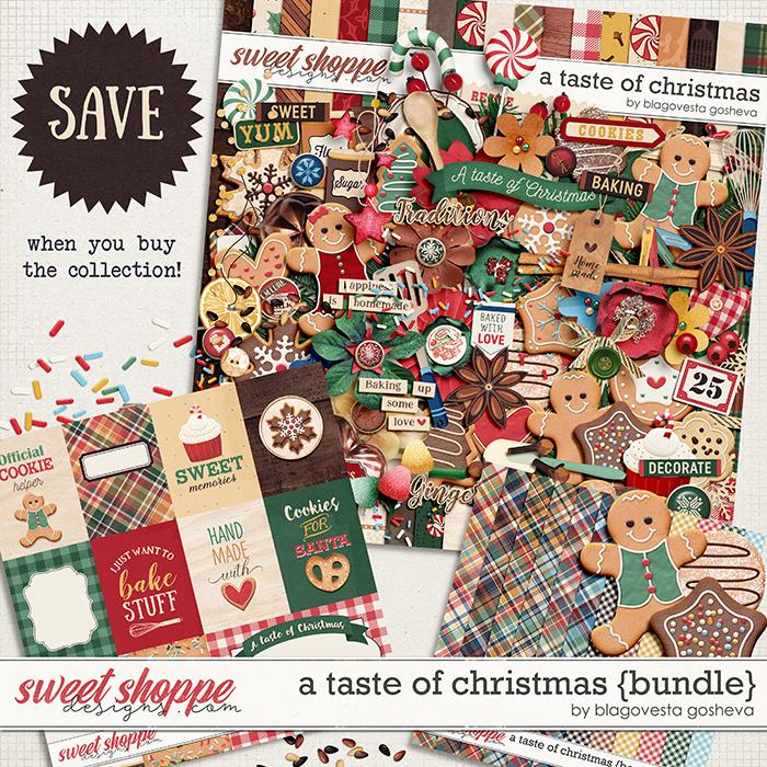 A taste of Christmas {bundle} by Blagovesta Gosheva