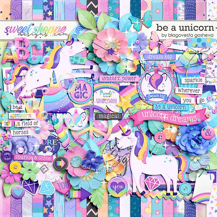 Be a Unicorn by Blagovesta Gosheva