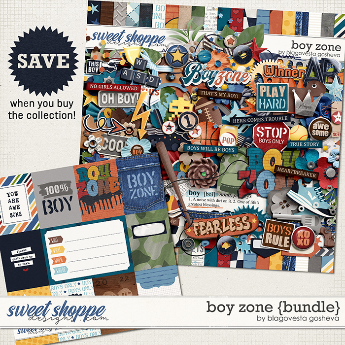 Boy Zone {bundle} by Blagovesta Gosheva