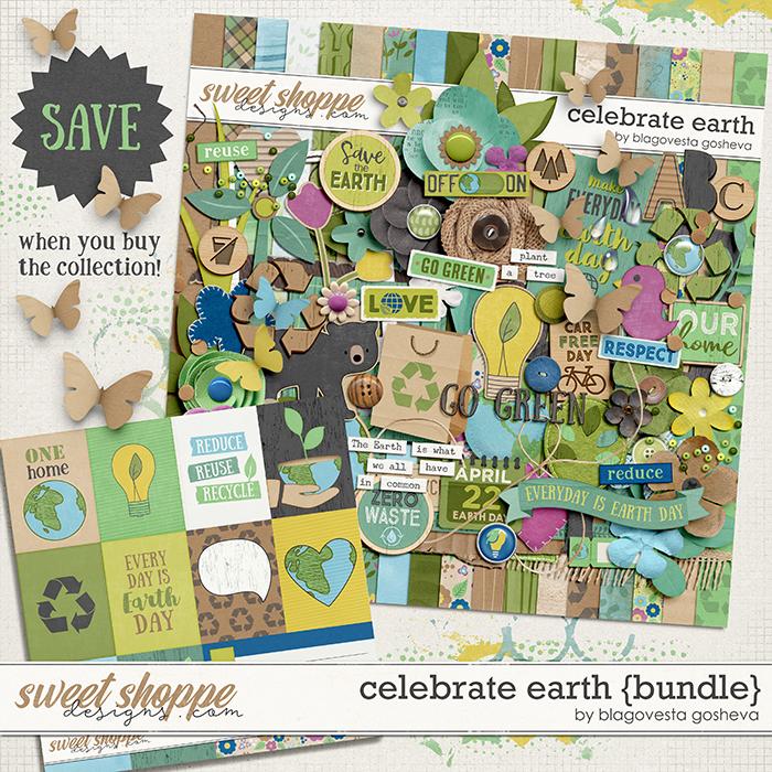 Celebrate Earth {bundle} by Blagovesta Gosheva
