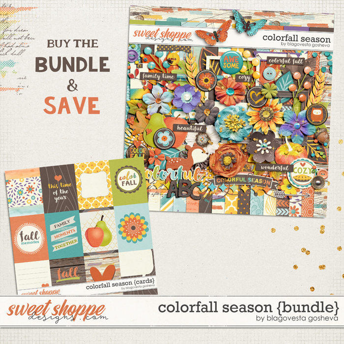 ColorFALL Season {bundle} by Blagovesta Gosheva