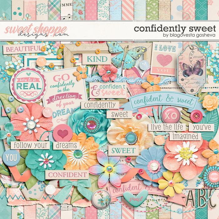 Confidently Sweet by Blagovesta Gosheva