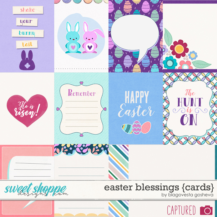 Easter Blessings {Cards} by Blagovesta Gosheva