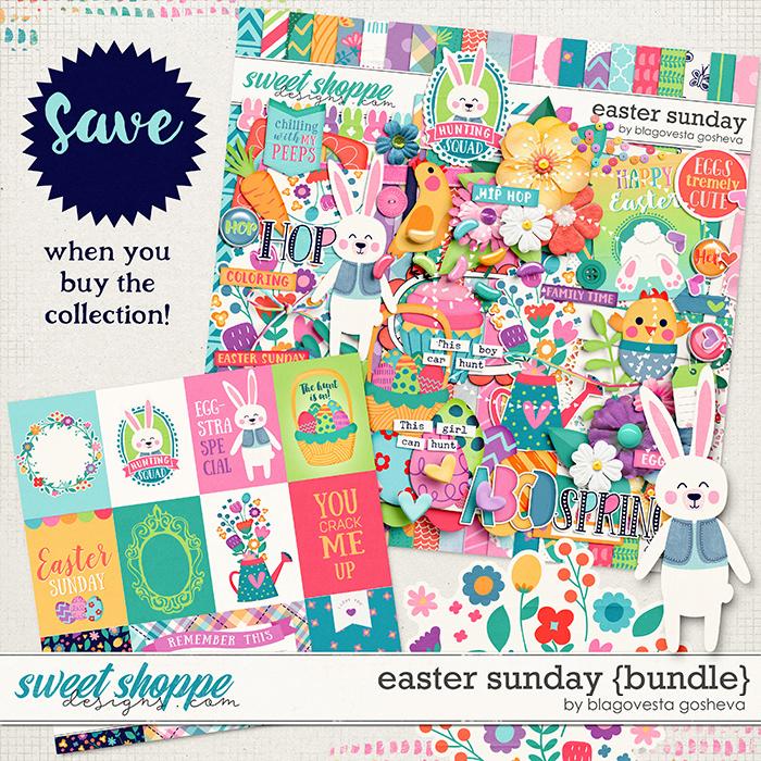Easter Sunday {bundle} by Blagovesta Gosheva