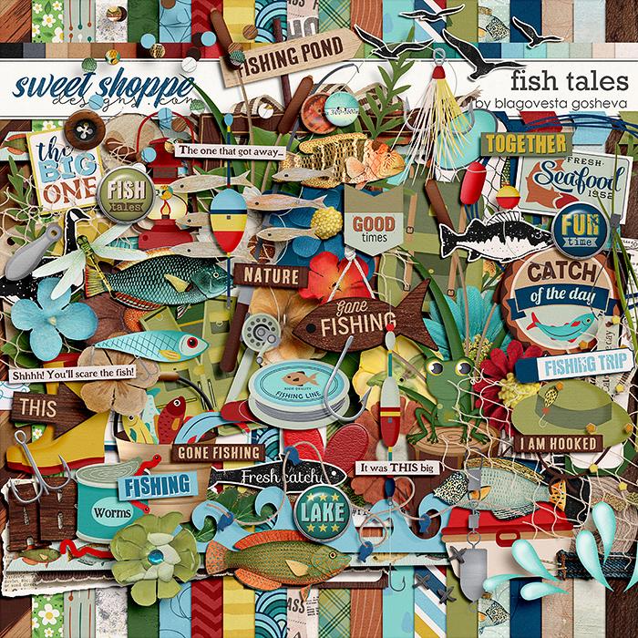 Fish Tales by Blagovesta Gosheva
