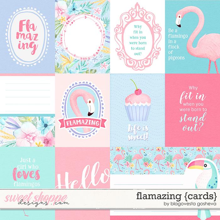 Flamazing {cards} by Blagovesta Gosheva