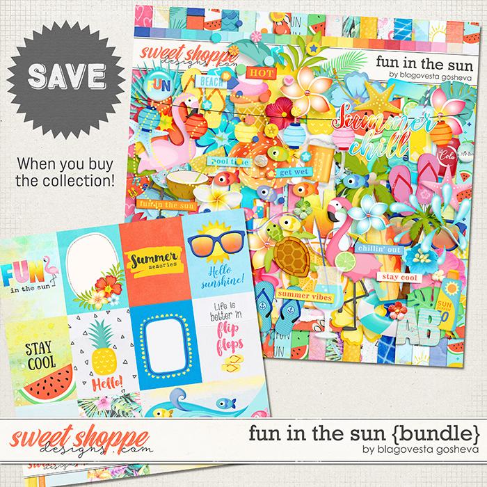 Fun in the Sun {bundle} by Blagovesta Gosheva