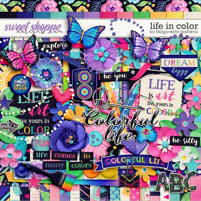 Life in Color by Blagovesta Gosheva