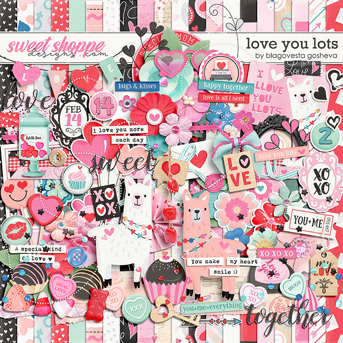 Love you lots by Blagovesta Gosheva
