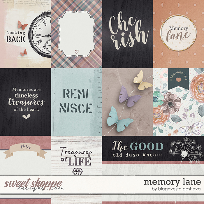 Memory lane {cards} by  Blagovesta Gosheva