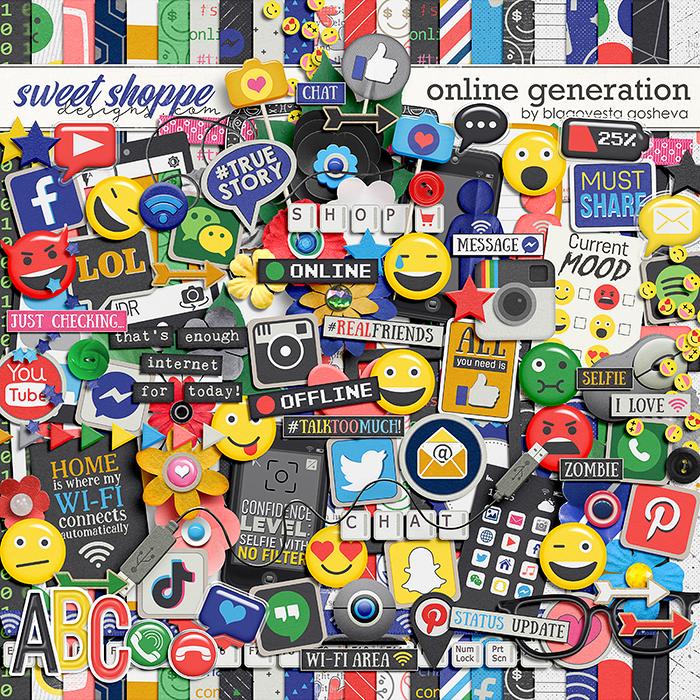 Online generation by Blagovesta Gosheva