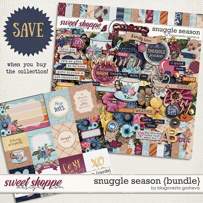 Snuggle season {bundle} by Blagovesta Gosheva