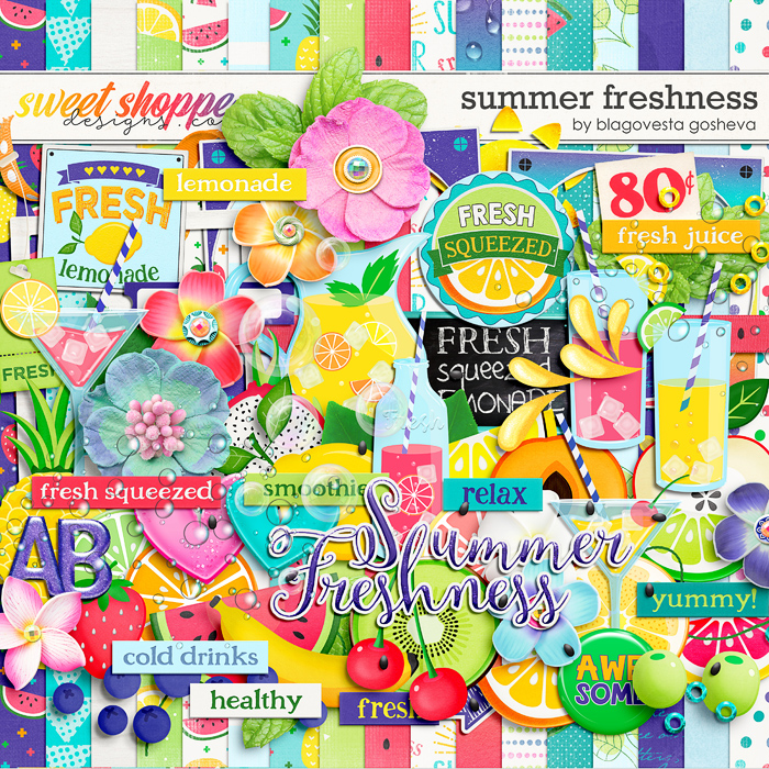 Summer Freshness by Blagovesta Gosheva
