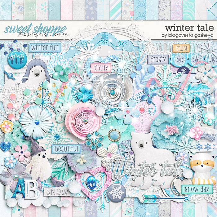 Winter Tale by Blagovesta Gosheva