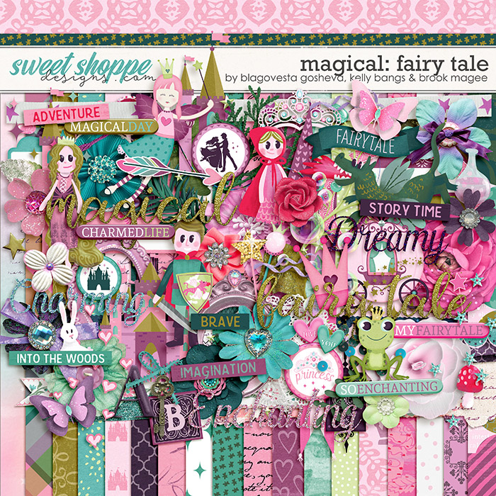 Magical Fairytale by Blagovesta Gosheva, Brook Magee, and Kelly Bangs