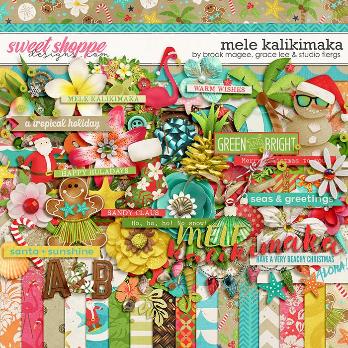 Mele Kalikimaka by Brook, Grace & Flergs