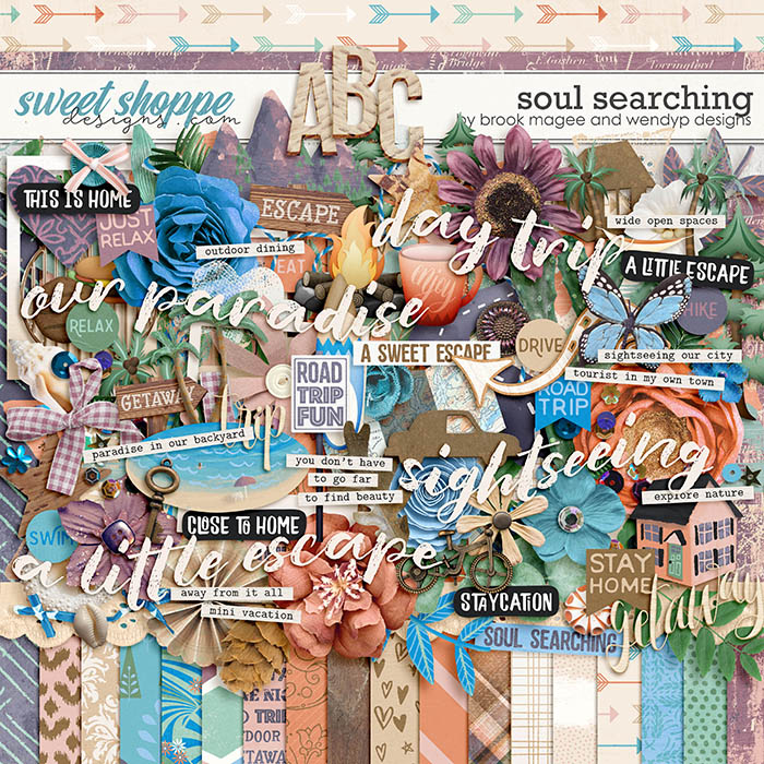 Soul Searching by Brook Magee and WendyP Designs