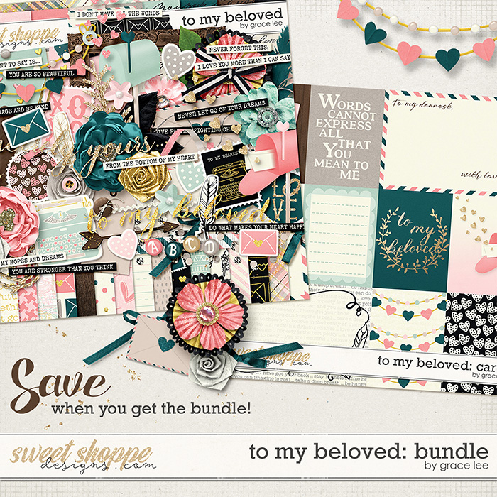 To My Beloved: Bundle by Grace Lee
