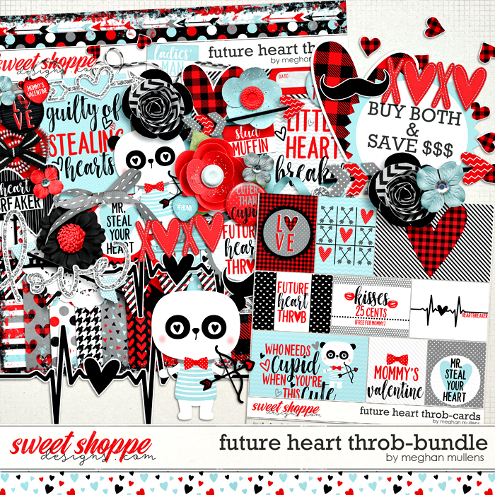 Future Heart Throb-Bundle by Meghan Mullens