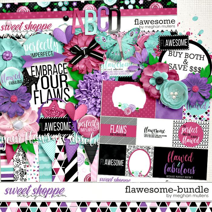 Flawesome-Bundle by Meghan Mullens
