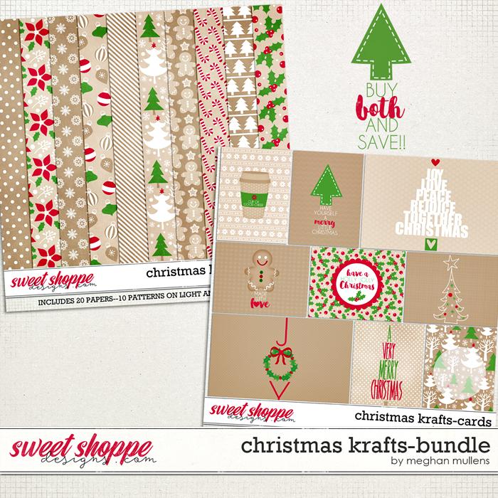 Christmas Krafts Bundle by Meghan Mullens