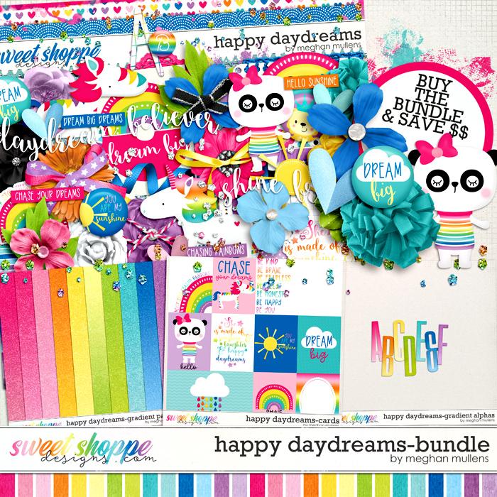 Happy Daydreams-Bundle by Meghan Mullens