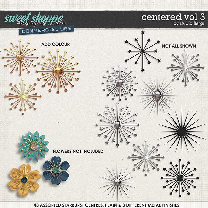 Centered VOL 3 by Studio Flergs
