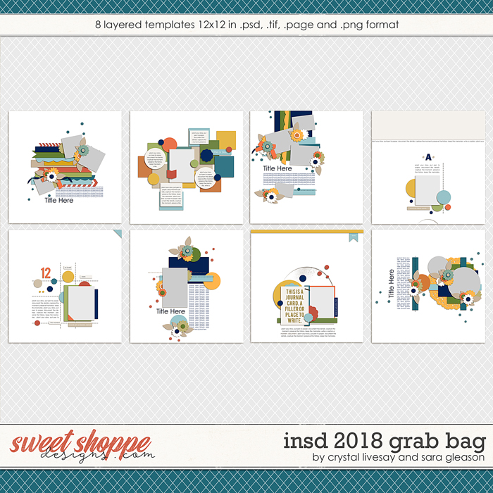 iNSD 2018 Template Grab Bag by Crystal Livesay and Sara Gleason