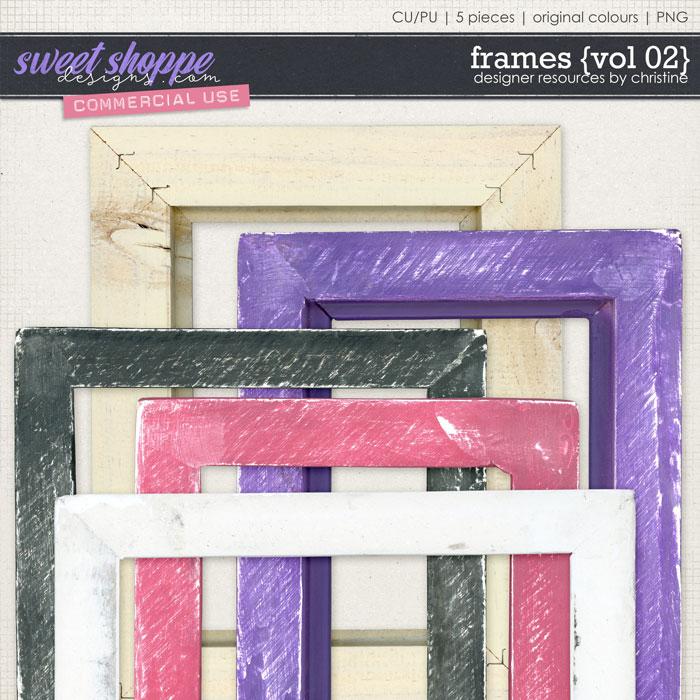 Frames {Vol 02} by Christine Mortimer