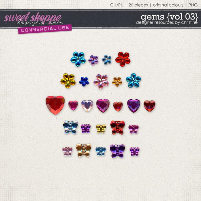 Gems {Vol 03} by Christine Mortimer