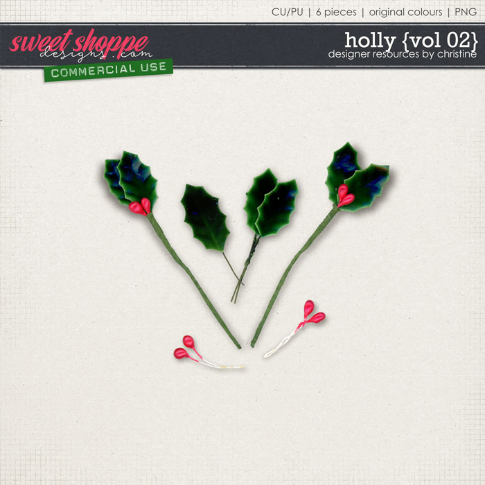 Holly {Vol 02} by Christine Mortimer