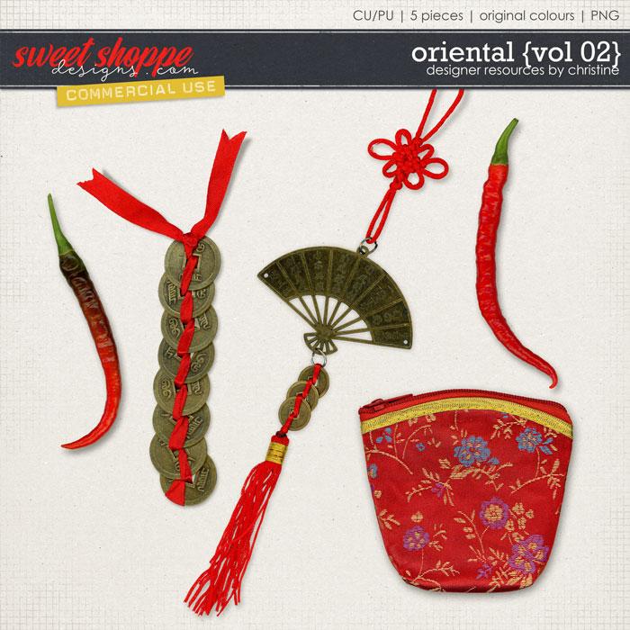 Oriental {Vol 02} by Christine Mortimer