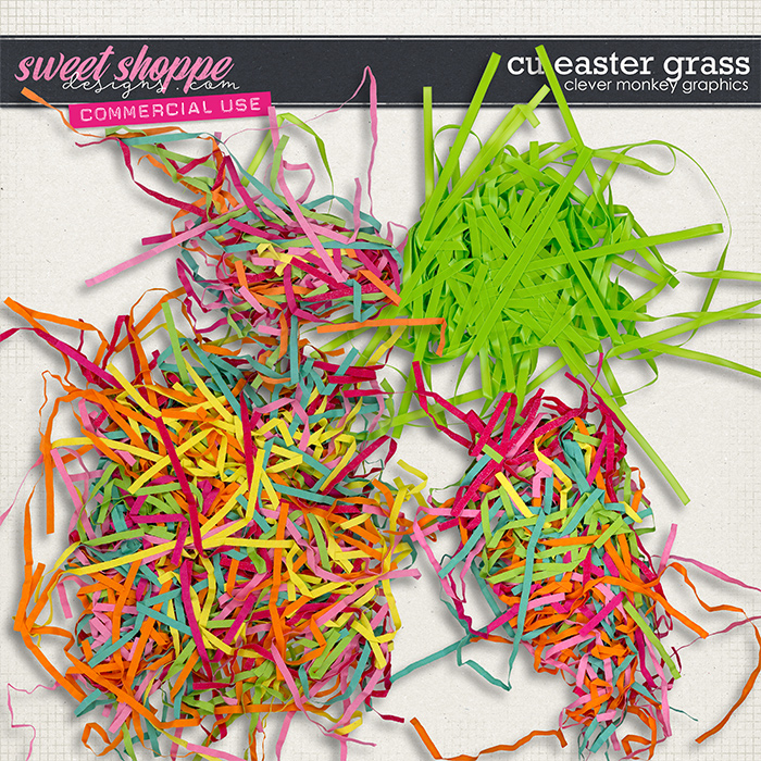 CU Easter Grass by Clever Monkey Graphics