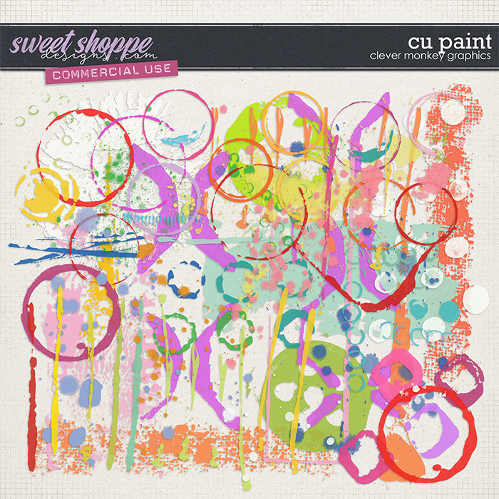 CU Paint by Clever Monkey Graphics