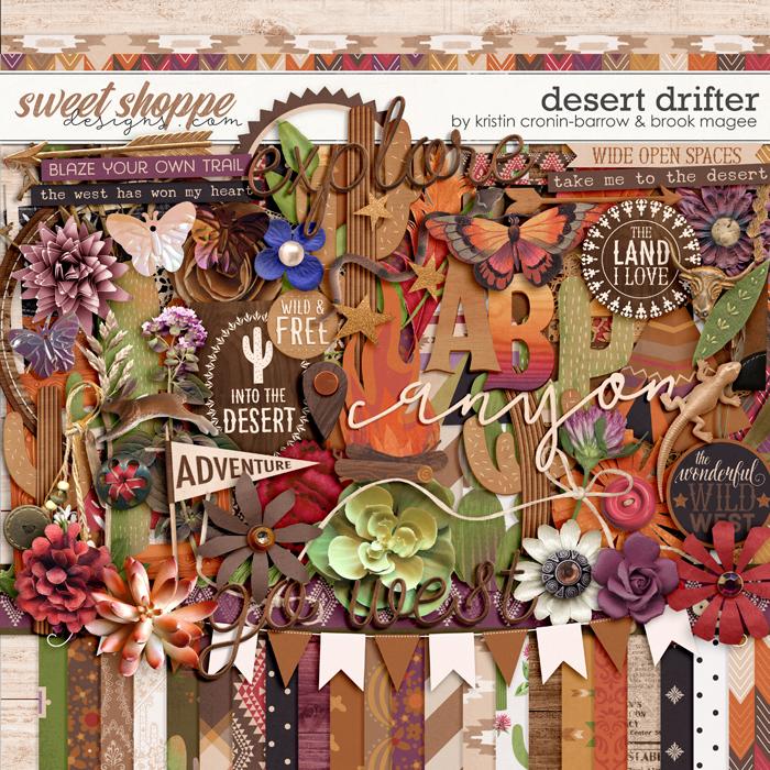 Desert Drifter by Kristin Cronin-Barrow and Brook Magee