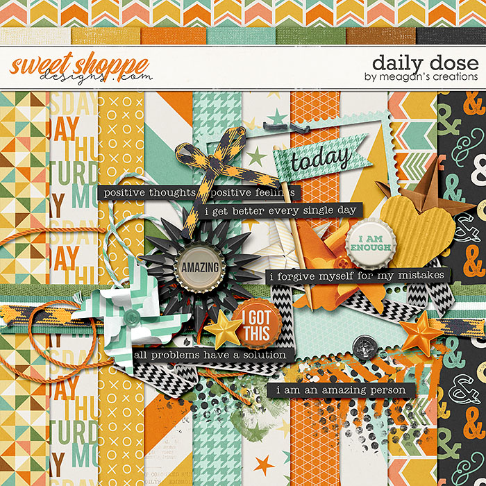 Daily Dose by Meagan's Creations
