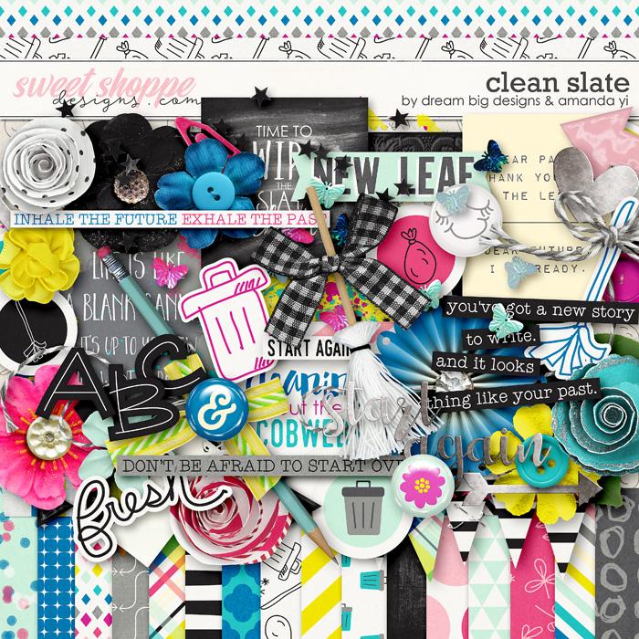 Clean Slate by Dream Big Designs & Amanda Yi